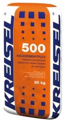 Штукатурка KALKZEMENT-MASCHINENPUTZ 500