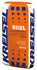 Штукатурка KALKZEMENT-MASCHINENPUTZ 502 L