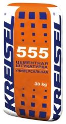 Штукатурка ZEMENTMASCHINENPUTZ 555