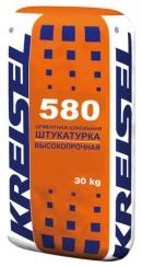 Штукатурка SOCKELPUTZ 580