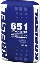 Штукатурка GIPS-MASCHINENPUTZ 651