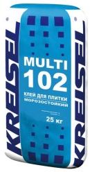 Морозостойкий клей для плитки MULTI 102