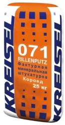 Фактурная штукатурка RILLENPUTZ 071