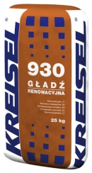 Реставрационная шпаклевка GŁADŹ RENOWACYJNY 930