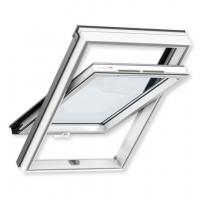 Окно VELUX OPTIMA Комфорт - белое пластиковое