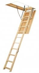 Складная деревянная чердачная лестница LWS Plus