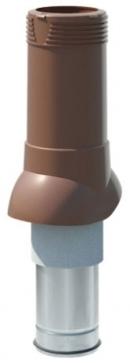Вентиляционный выход ТехноНИКОЛЬ изолированный D125/160