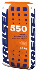 Цементный набрызг ZEMENT-VORSPRITZER 550