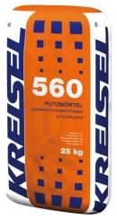 Штукатурка PUTZMÖRTEL 560