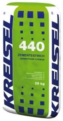 Цементная стяжка ESTRICH-BETON 440