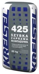 Монтажная смесь SZYBKA ZAPRAWA MONTAŻOWA 425