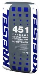 Адгезионная и антикоррозионная смесь ZAPRAWA 451