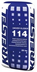 Универсальный морозостойкий клей UNIVER KLEBER 114