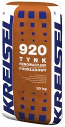 Реставрационная шпаклевка TYNK RENOWACYJNY PODKŁADOWY 920