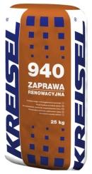 Реставрационная шпаклевка ZAPRAWA RENOWACYJNA 940
