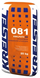 Декоративная штукатурка EDELPUTZ DR 081