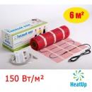 Нагревательный мат HeatUp 150-900-6.0