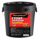 Грунт NovaTech акриловый Фасадный