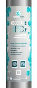 Отражающая паро-гидроизоляция Изоспан FD