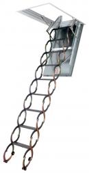 Ножничная огнестойкая чердачная лестница LSF