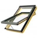 Автоматические мансардные окна для крыши