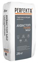 Гидроизоляция обмазочная Perfekta - Аквастоп W12
