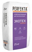 Клей монтажный для теплоизоляции Perfekta - Экотек