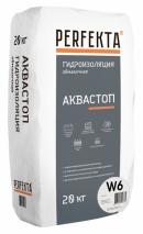 Гидроизоляция обмазочная Perfekta - Аквастоп W6