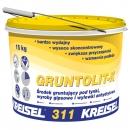 Грунтовка под гипсовые штукатурки GRUNTOLIT-K 311