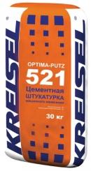 Цементная штукатурка OPTIMA-PUTZ 521