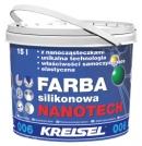 Фасадная силиконовая краска FARBA NANOTECH 006