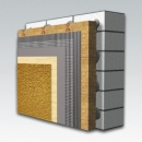 TURBO-WSISI Теплоизоляционная система на минеральной вате