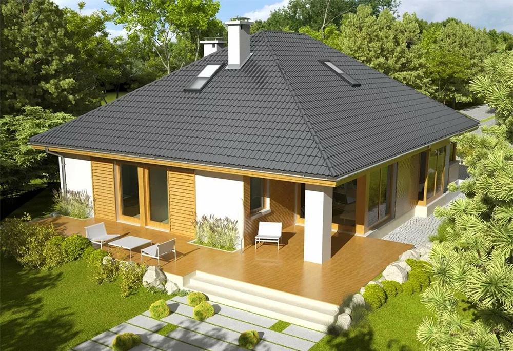 этом также фото вальмовые плоские крыши узнала